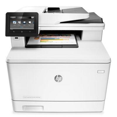 Urządzenie wielofunkcyjne HP Color LaserJet Pro M477 FDW