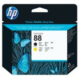 Głowica Oryginalna HP 88 BK/Y (C9381A) do HP Officejet Pro K5400 TN