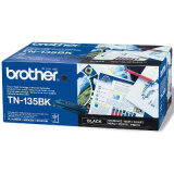 Toner Oryginalny Brother TN-135BK (TN135BK) (Czarny) do Brother DCP-9042 CDN