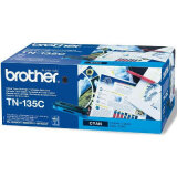 Toner Oryginalny Brother TN-135C (TN135C) (Błękitny) do Brother MFC-9440 CN
