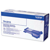 Toner Oryginalny Brother TN-2210 (TN2210) (Czarny) do Brother MFC-7860 DW