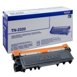 Toner Oryginalny Brother TN-2320 (TN2320) (Czarny) do Brother MFC-L2700 DN
