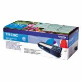 Toner Oryginalny Brother TN-320C (TN320C) (Błękitny) do Brother MFC-9460 CDN