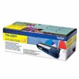 Toner Oryginalny Brother TN-320Y (TN320Y) (Żółty) do Brother MFC-9460 CDN