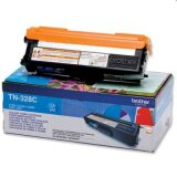 Toner Oryginalny Brother TN-328C (TN328C) (Błękitny) do Brother MFC-9970 CDW