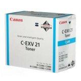 Toner Oryginalny Canon C-EXV 21 C (0453B002) (Błękitny)