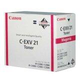 Toner Oryginalny Canon C-EXV 21 M (0454B002) (Purpurowy)
