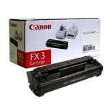 Toner Oryginalny Canon FX-3 (1557A002BA) (Czarny) do Canon Fax L-3500