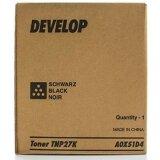 Toner Oryginalny Develop TNP-27K (A0X51D4) (Czarny)