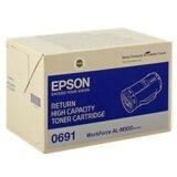 Toner Oryginalny Epson 0691 (C13S050691) (Czarny)