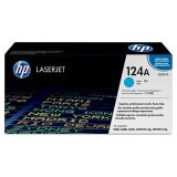 Toner Oryginalny HP 124A (Q6001A) (Błękitny) do HP Color LaserJet 2605