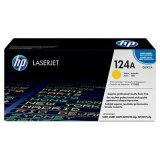 Toner Oryginalny HP 124A (Q6002A) (Żółty) do HP Color LaserJet CM1015 MFP