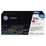 Toner Oryginalny HP 124A (Q6003A) (Purpurowy) do HP Color LaserJet 2605
