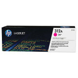 Toner Oryginalny HP 312A (CF383A) (Purpurowy) do HP Color LaserJet Pro M476 DW