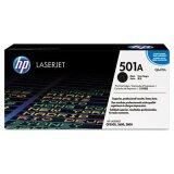 Toner Oryginalny HP 501A (Q6470A) (Czarny) do HP Color LaserJet 3600 DN