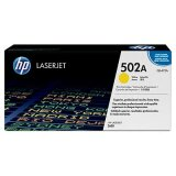 Toner Oryginalny HP 502A (Q6472A) (Żółty) do HP Color LaserJet 3600