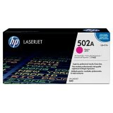 Toner Oryginalny HP 502A (Q6473A) (Purpurowy) do HP Color LaserJet 3600 N