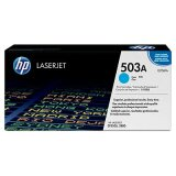 Toner Oryginalny HP 503A (Q7581A) (Błękitny) do HP Color LaserJet CP3505 DN