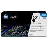 Toner Oryginalny HP 504A (CE250A) (Czarny) do HP Color LaserJet CP3525 X