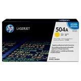 Toner Oryginalny HP 504A (CE252A, CE252YC) (Żółty) do HP Color LaserJet CP3525 X