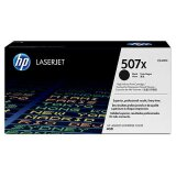 Toner Oryginalny HP 507X (CE400X, CE400YC) (Czarny) do HP LaserJet Enterprise 500 Color M551 XH