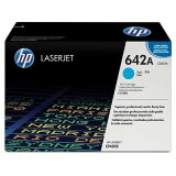 Toner Oryginalny HP 642A (CB401A) (Błękitny) do HP Color LaserJet CP4005 DN