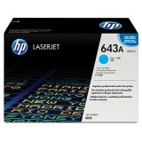 Toner Oryginalny HP 643A (Q5951A) (Błękitny) do HP Color LaserJet 4700 DTN