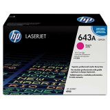 Toner Oryginalny HP 643A (Q5953A) (Purpurowy) do HP Color LaserJet 4700 DTN