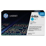 Toner Oryginalny HP 646A (CF031A) (Błękitny) do HP Color LaserJet Enterprise CM4540 F MFP