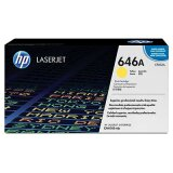 Toner Oryginalny HP 646A (CF032A) (Żółty) do HP Color LaserJet Enterprise CM4540 F MFP