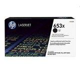 Toner Oryginalny HP 653X (CF320X) (Czarny) do HP LaserJet Enterprise M680 Z