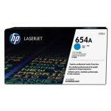 Toner Oryginalny HP 654A (CF331A) (Błękitny) do HP LaserJet Enterprise M651 XH