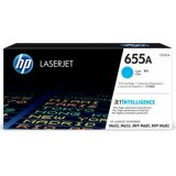 Toner Oryginalny HP 655A (CF451A) (Błękitny) do HP Color LaserJet Enterprise M653 X