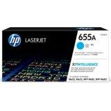 Toner Oryginalny HP 655A (CF451A) (Błękitny) do HP Color LaserJet Enterprise M653 DN