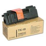 Toner Oryginalny Kyocera TK-18 (TK-18) (Czarny)
