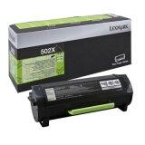 Toner Oryginalny Lexmark 502X (50F2X0E) (Czarny)
