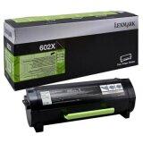 Toner Oryginalny Lexmark 602XE (60F2X0E) (Czarny)