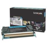 Toner Oryginalny Lexmark C748H1CG (C748H1CG) (Błękitny)