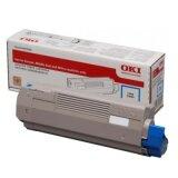 Toner Oryginalny Oki C532 6K (46490607) (Błękitny)