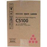 Toner Oryginalny Ricoh C5100 (828227, 828404) (Purpurowy)