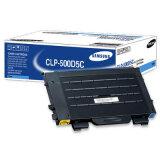 Toner Oryginalny Samsung CLP-500D5C (Błękitny) do Samsung CLP-550 N