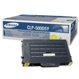 Toner Oryginalny Samsung CLP-500D5Y (Żółty)