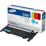 Toner Oryginalny Samsung CLT-C4072S (ST994A) (Błękitny) do Samsung CLP-320