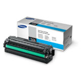 Toner Oryginalny Samsung CLT-C506L 3,5K (SU038A) (Błękitny) do Samsung CLX-6260 FD