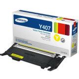 Toner Oryginalny Samsung CLT-Y4072S (SU472A) (Żółty) do Samsung CLX-3185 FW