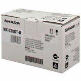 Toner Oryginalny Sharp MX-C30GTB (MX-C30GTB) (Czarny)