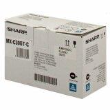 Toner Oryginalny Sharp MX-C30GTC (MX-C30GTC) (Błękitny)