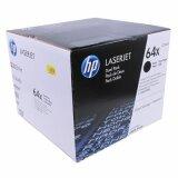 Tonery Oryginalne HP 64X (CC364XD) (Czarne) (dwupak) do HP LaserJet P4515 XM