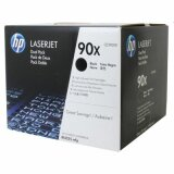 Tonery Oryginalne HP 90X (CE390XD) (Czarne) (dwupak) do HP LaserJet Enterprise 600 M602 N