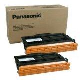 Tonery Oryginalne Panasonic DQ-TCD025XD (DQTCD025XD) (Czarne) (dwupak)
